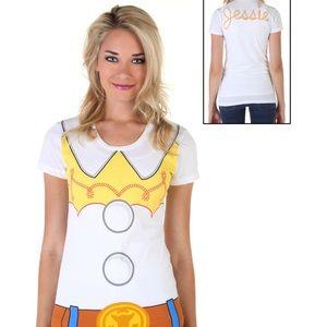Disney Toy Story/Pixar Jessie Costume Shirt